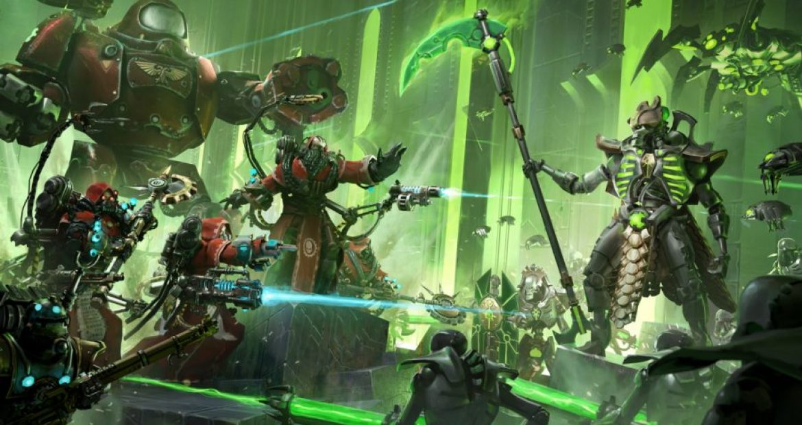 Warhammer Game Tips – How you can Play and Gain Levels Fast in Warhammer Game