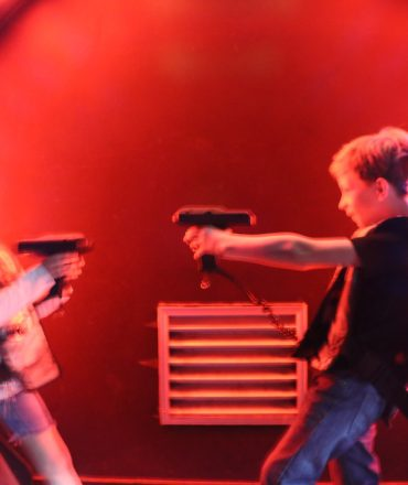 Play Laser Tag Games In Best Laser Tag Singapore