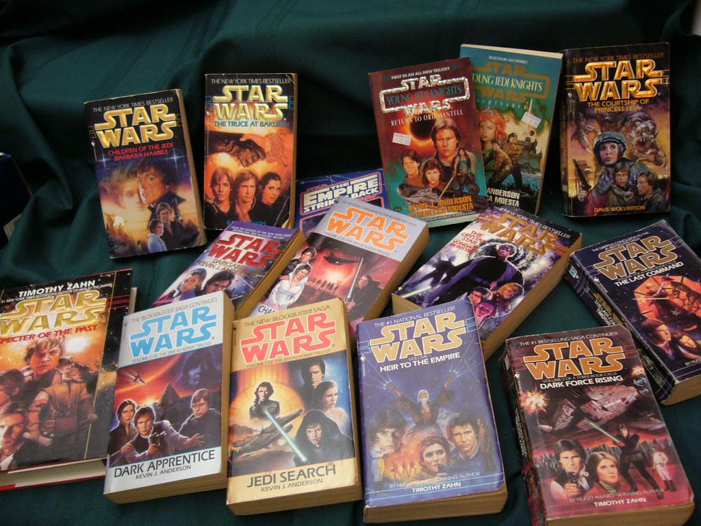 Star Wars Books popular with mass